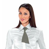 Petite Cravate Gris