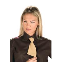 Petite Cravate Biscuit