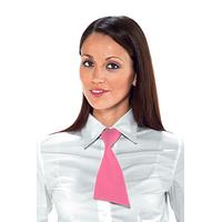 Petite Cravate Fuchsia