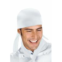Toque Bandana Cuisine Blanc