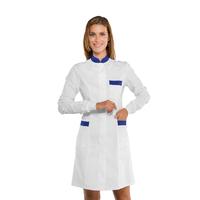 Blouse de travail Femme avec poignets tricot