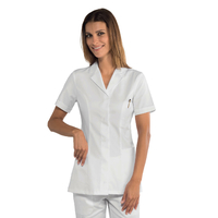 Blouse pharmacie manches courtes