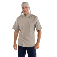 Veste de cuisine pour Homme avec poche stylo