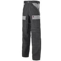 Pantalon de travail Work attitude ruler noir et gris A. Lafont