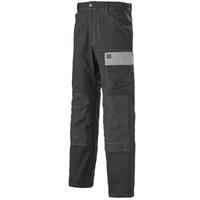 Pantalon de travail pa cher noir et gris Lafont