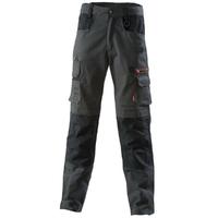 Pantalon de travail gris et noir A. Lafont