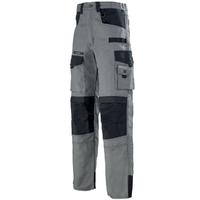 Pantalon de travail gris et noir Work Attitude 300