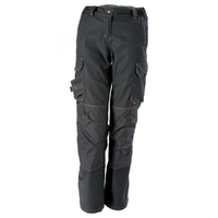 Pantalon de travail femme gris A. Lafont