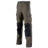 Pantalon de travail marron confort plus A. Lafont