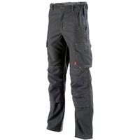 Pantalon de travail multipoches gris Lafont