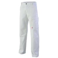 Pantalon de travail blanc azurite