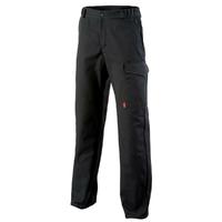 Pantalon de travail gris charbon azurite