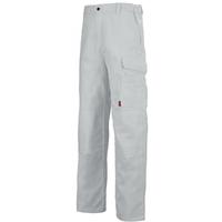 Pantalon de travail Homme Multipoches blanc