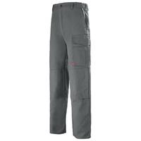 Pantalon de travail Homme Multipoches acier