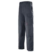 Pantalon de travail Homme Multipoches gris charbon