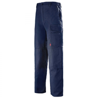 Pantalon de travail Homme bleu marine