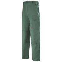 Pantalon de travail Homme vert fonce