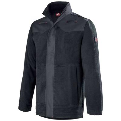 Veste polaire de travail noir tissu multirisques A. Lafont / 2WPRO110
