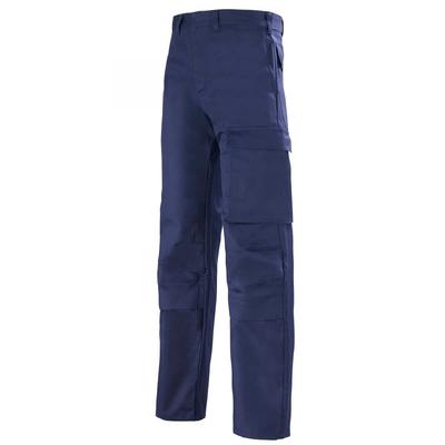 Pantalon de travail bleu pompier / 1FLMCO1