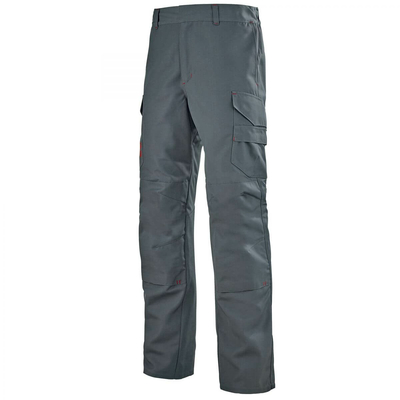 Pantalon de travail anti acide gris escort cimon A. Lafont / 1ACDPES37