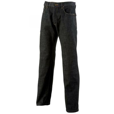Jean de travail sans poches genoux noir A. Lafont / 1STSJN110