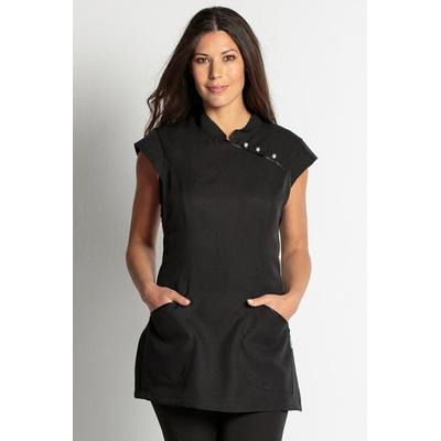 blouse noire estheticienne