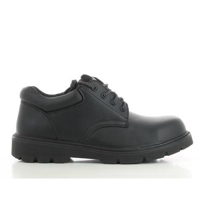 Chaussure cuir noire S3 SRC Safety jogger