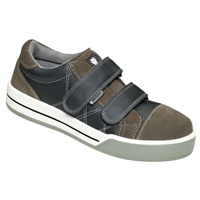 chaussure de securite sans lacet