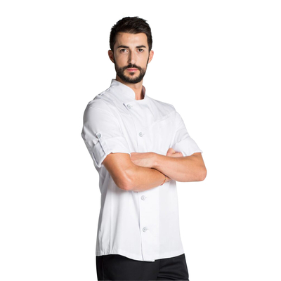 Veste blanche de cuisne Homme