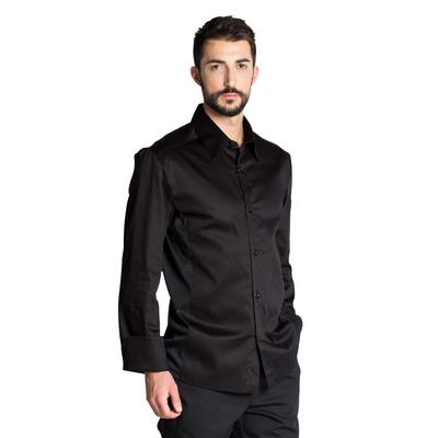 vêtements chef cusisinier couleur noire
