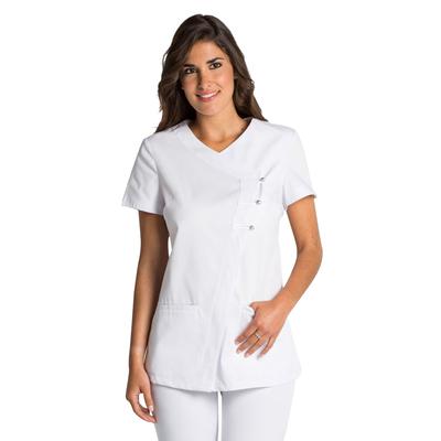 blouse blanche femme
