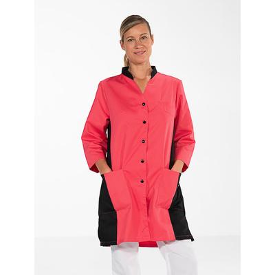 voir blouse médicale rose élégante