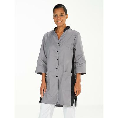 trouver blouse médicale confortable et pas chère grise