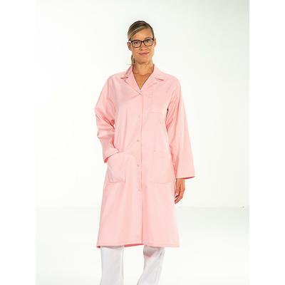 tenue professionnelle rose milieu médical coloris rose