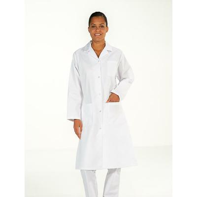 acheter blouse coton blanc manches longues pour femme