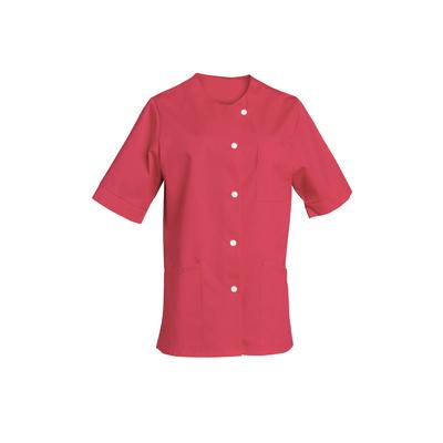acheter tunique infirmière manches courtes rose pas cher