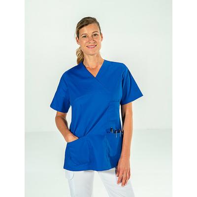 acheter tunique médicale médecin hopital bleu