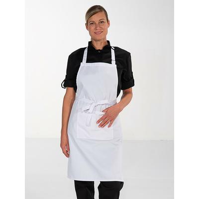 acheter tablier de cuisine blanc long