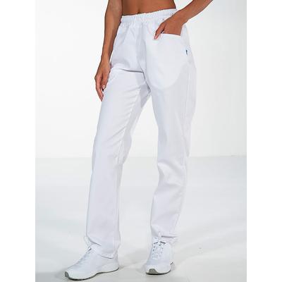 acheter pantalon médical blanc pour homme pas cher