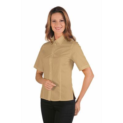 chemise femme beige pas cher