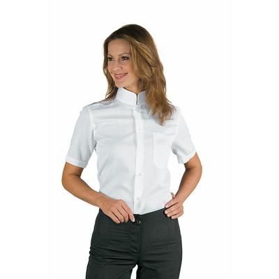Chemise blanche Femme manches courtes pas cher