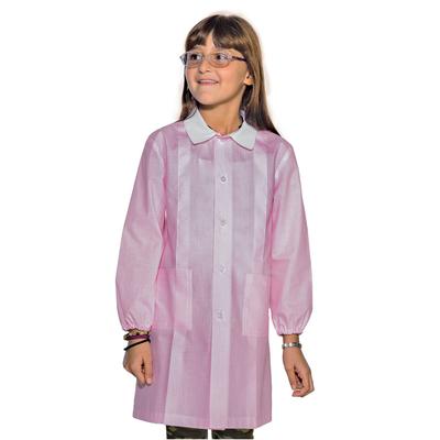 blouse fille rose