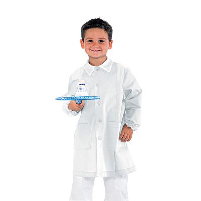 blouse d 39 colier blanche pour enfant blouses d 39 cole 7 11 ans. Black Bedroom Furniture Sets. Home Design Ideas