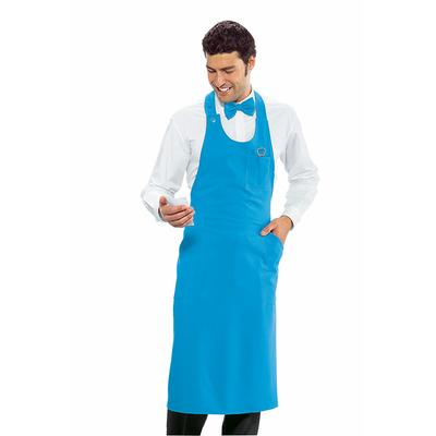 tablier de service turquoise