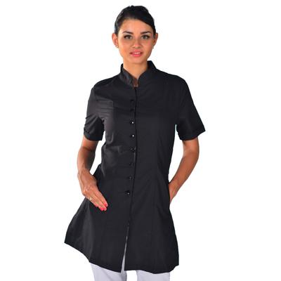 blouses d'esthéticienne noire