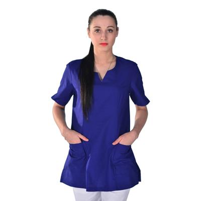 Tunique médicale bleu Alice