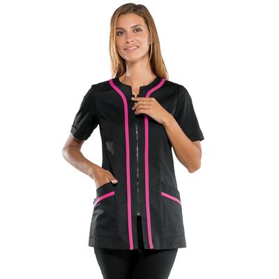blouse profesionnelle d'esthetique et pharmacie