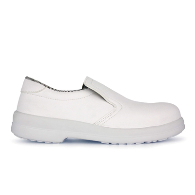 CHAUSSURE AGROALIMENTAIRE TED S2 BLANC profil - NORDWAYS
