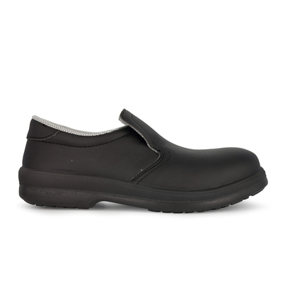 CHAUSSURE AGROALIMENTAIRE TED S2 NOIR profil - NORDWAYS