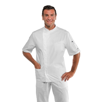 Blouse blanche medicale pour Homme - 052340.jpg